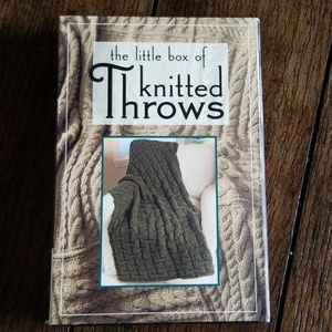 Other - The Little Box of Knitted Throws